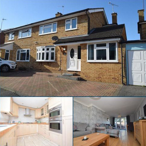3 bedroom semi-detached house for sale - Foxholes Road, Chelmsford, CM2 7HP