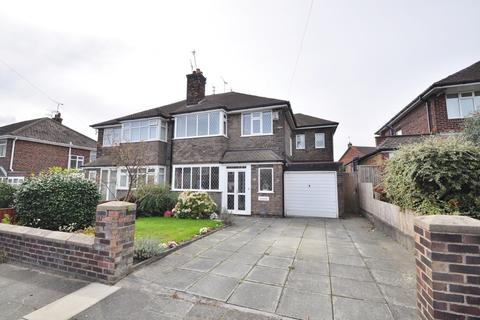 4 bedroom semi-detached house for sale - Greenleas Road, Wallasey