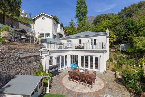5 bedroom detached house for sale - Lincombes, Torquay