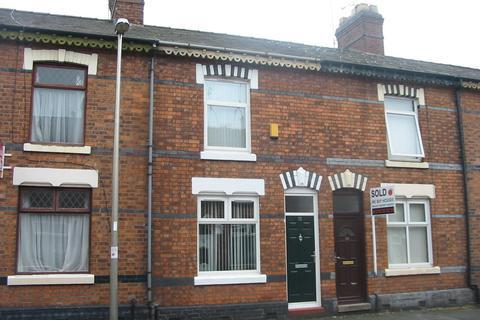 2 bedroom terraced house to rent - Alton Street, Crewe, CW2 7QQ