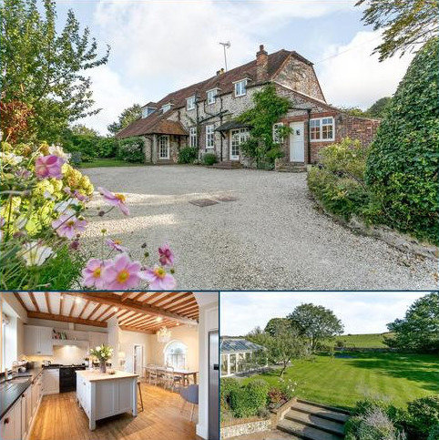 5 bedroom detached house for sale - The Street, Kingston, East Sussex