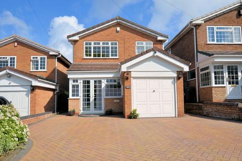 4 bedroom detached house for sale - Hamilton Avenue, Halesowen