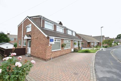 3 bedroom semi-detached bungalow for sale - Westerdale Close, Keyingham