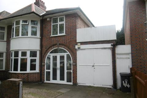 3 bedroom semi-detached house to rent - Westcotes Drive, Leicester,