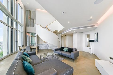 3 bedroom flat to rent - South Bank Tower, Upper Ground, Southbank, London SE1