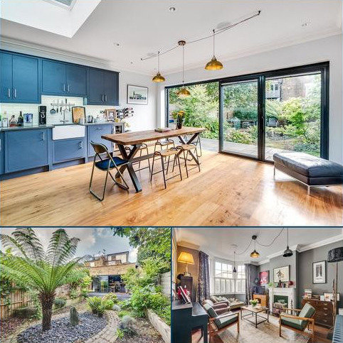 2 bedroom flat for sale - Montgomery Road, Chiswick, London, W4