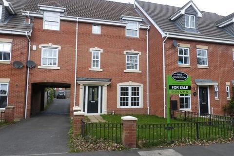 4 bedroom townhouse for sale - Bothal Terrace, Ashington - Four Bedroom Town House