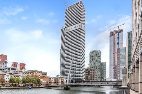 1 bedroom flat for sale - Wardian East, 50 Marsh Wall, Canary Wharf, London, E14