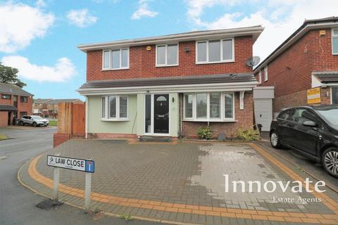 4 bedroom link detached house for sale - Law Close, Oldbury