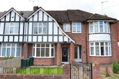 3 bedroom terraced house to rent - Ulverscroft Road, Cheylesmore,  Coventry. CV3