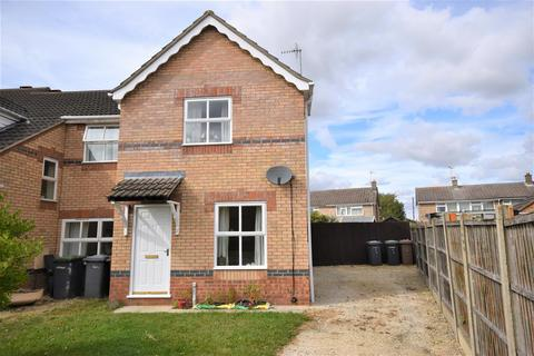 2 bedroom end of terrace house for sale - Polyanthus Drive, Sleaford