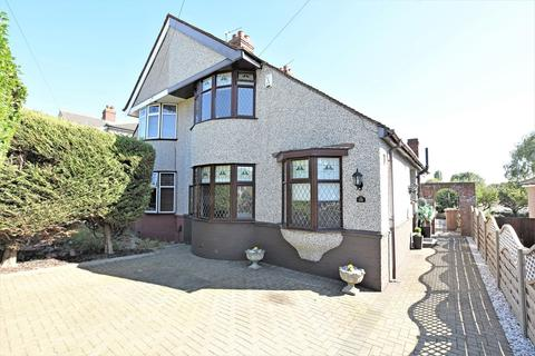 3 bedroom semi-detached house for sale - Willersley Avenue, Sidcup, DA15