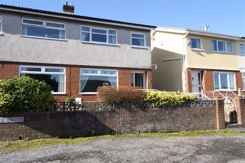 3 bedroom semi-detached house for sale - Greenhill Drive, Aberdare, Mid Glamorgan