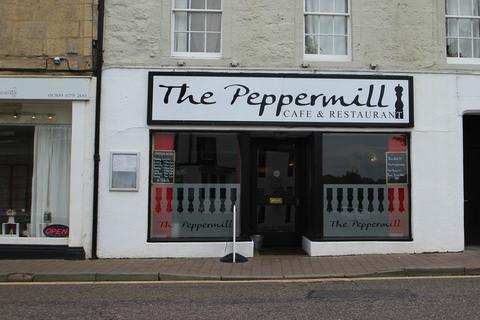 Cafe for sale - Peppermill, 118 High Street, Forres, IV36
