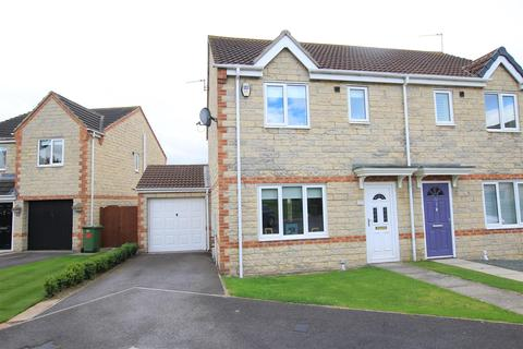 3 bedroom semi-detached house for sale - Ashtree Close, Newton Aycliffe