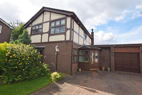 4 bedroom detached house for sale - Boardman Fold Close, Alkrington, Middleton