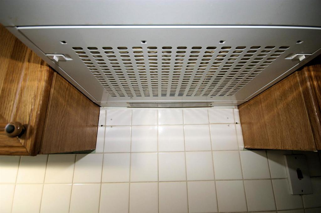 View of Extractor Fan