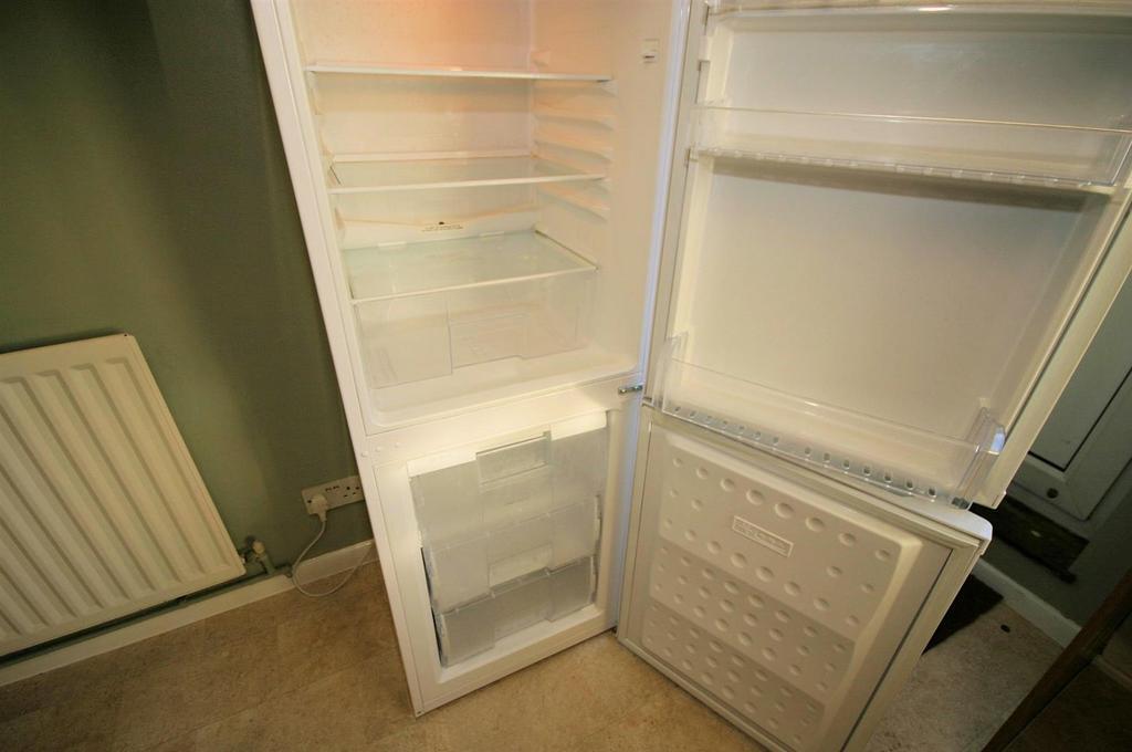 View of Fridge / Freezer