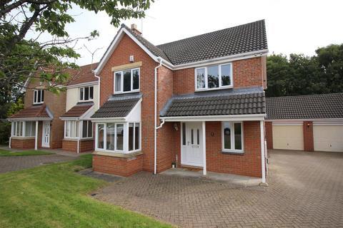 4 bedroom detached house for sale - Haslewood Road, Newton Aycliffe