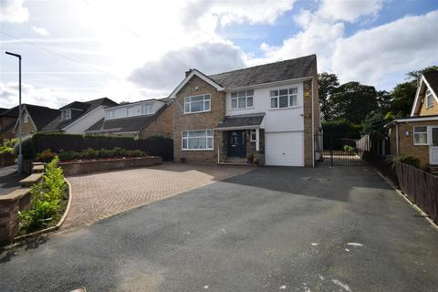 4 bedroom detached house for sale - 24 Long Fallas Crescent, Brighouse, HD6 3TN