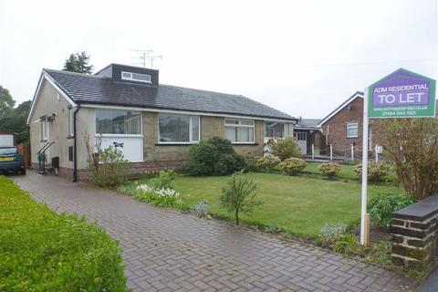 2 bedroom semi-detached bungalow to rent - Wentworth Drive, Bradshaw, Halifax