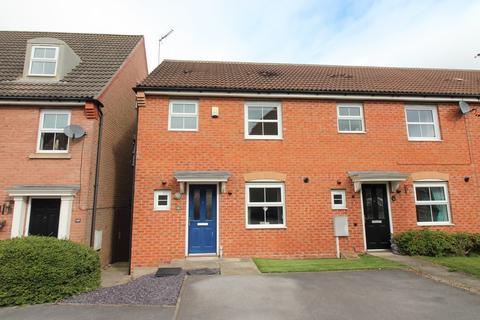 3 bedroom end of terrace house for sale - James Street, Leabrooks, Alfreton, DE55