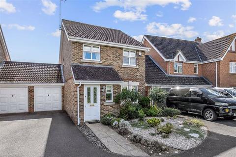 3 bedroom link detached house for sale - Christopher Bushell Way, Kennington, Ashford