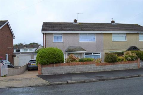 3 bedroom semi-detached house for sale - Snowdon Drive, Swansea, SA5