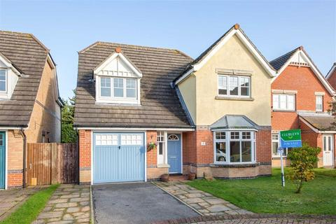 4 bedroom detached house for sale - Orchard Close, Wilberfoss