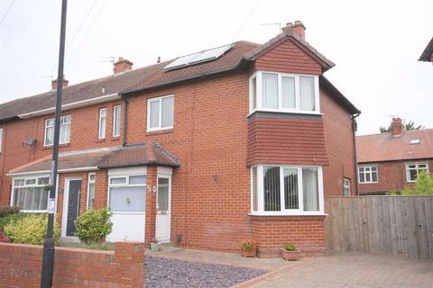 3 bedroom end of terrace house for sale - Cauldwell Avenue, West Monkseaton, Tyne And Wear, NE25