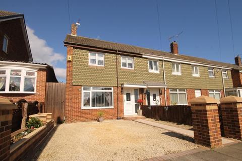 2 bedroom end of terrace house for sale - Macaulay Road, Rift House, Hartlepool