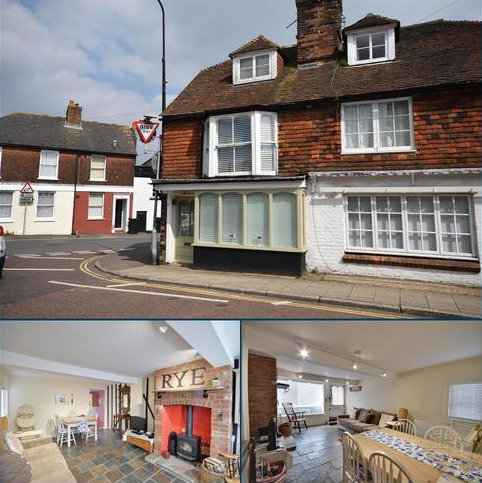2 bedroom semi-detached house to rent - Landgate, Rye
