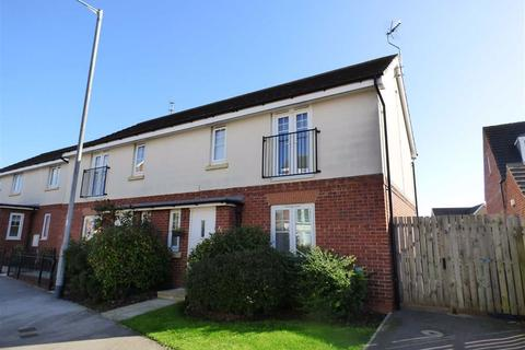 2 bedroom end of terrace house to rent - Ruskin Way, Brough