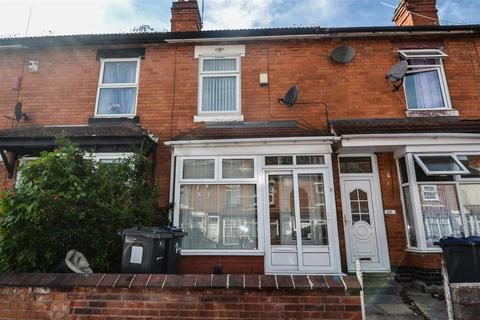 2 bedroom terraced house to rent - Solihull Road, Sparkhill, Birmingham