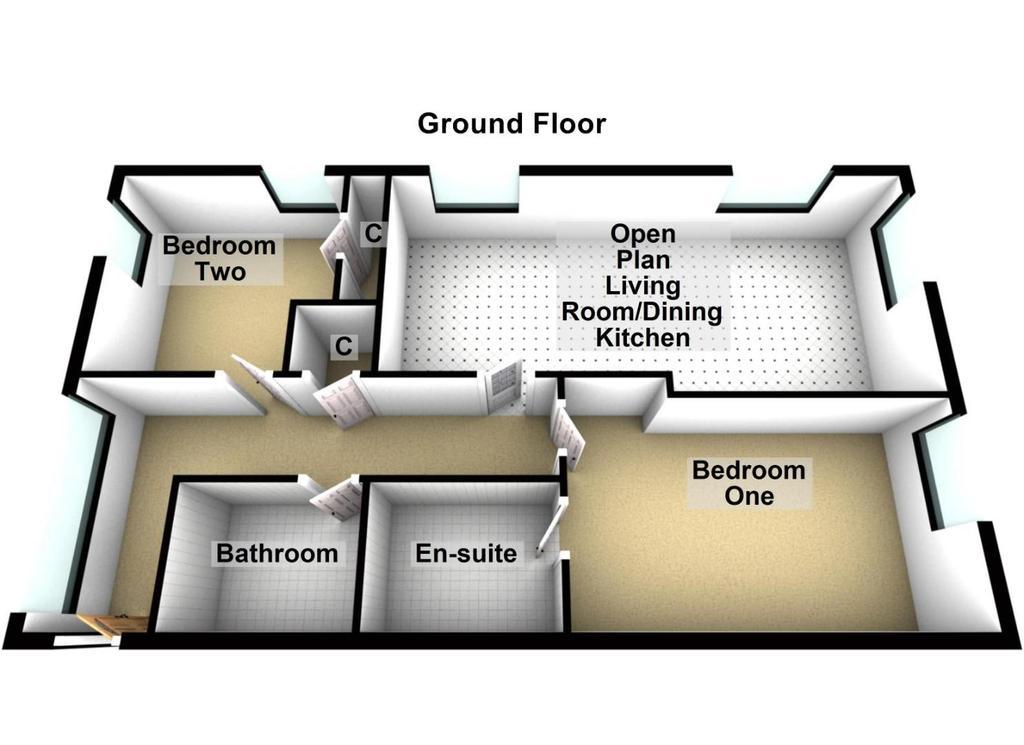 Floorplan: 9 The Irvin Building, North Shields.JPG
