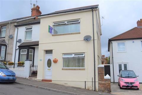 3 bedroom end of terrace house for sale - Guys Road, Barry