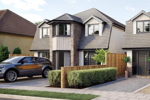 4 bedroom detached house for sale - Cranham Gardens, Upminster
