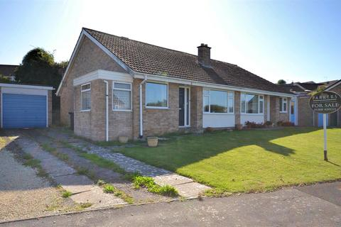 2 bedroom semi-detached bungalow for sale - Glebe Close, Bridport