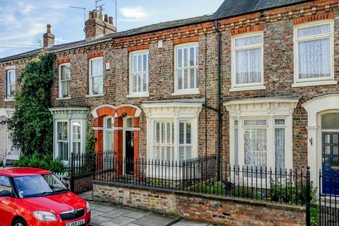 2 bedroom terraced house for sale - Fairfax House, Victor Street, Bishophill, YORK