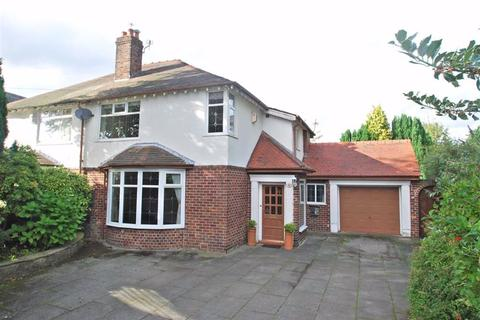 4 bedroom semi-detached house for sale - Altrincham Road, Wilmslow, Cheshire