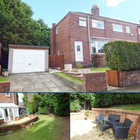 3 bedroom end of terrace house for sale - Selwyn Avenue, Blackley, Manchester, M9