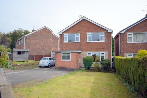 3 bedroom detached house for sale - Norwood Close, Hasland, Chesterfield, S41 0NL