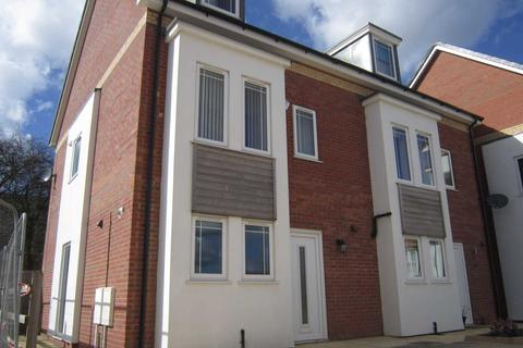 3 bedroom townhouse to rent - Wesley Road, Cherry Willingham, Lincoln, LN3 4GT