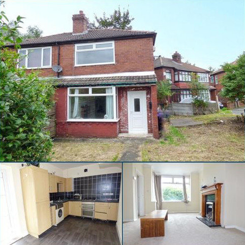 2 bedroom semi-detached house for sale - Stanage Avenue, Blackley, Manchester, M9