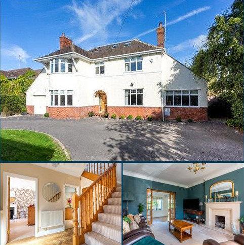 5 bedroom detached house for sale - Greenhills Road, Charlton Kings, Cheltenham, Gloucestershire, GL53