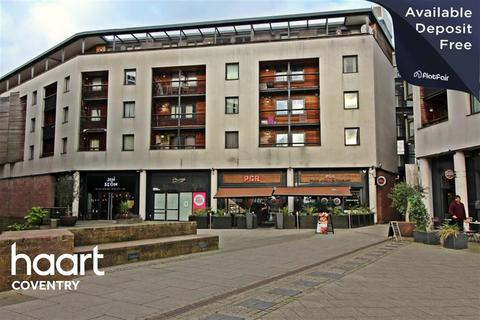 1 bedroom flat to rent - Abbey Court, City Centre