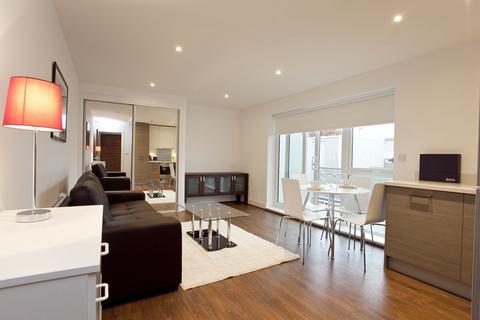Studio to rent - Napier House, Shepherd's Bush, London W3