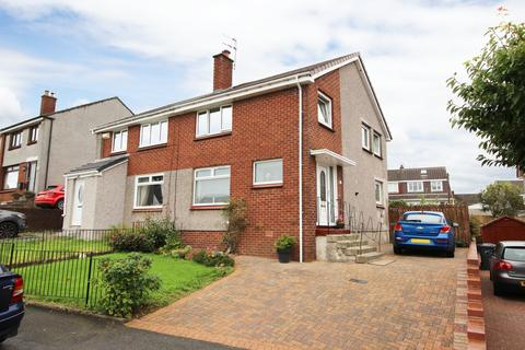 3 bedroom semi-detached house for sale - 16  Braehead Crescent, Hardgate, G81 6PF