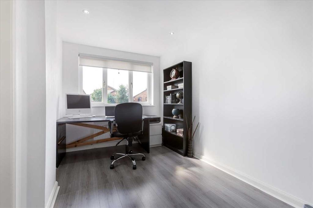 Office / Family Room / Bedroom Four