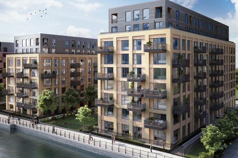 1 bedroom apartment for sale - Explorers Wharf, Poplar, E14